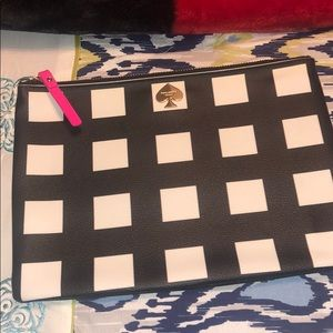 Large Kate Spade pouch